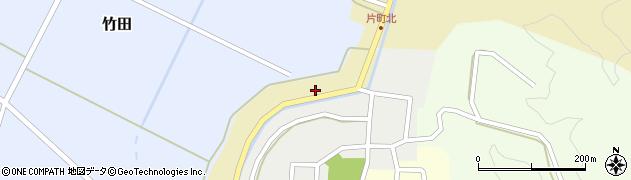 山形県酒田市片町62周辺の地図
