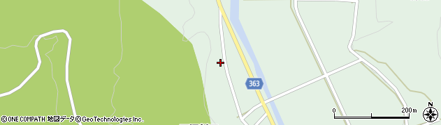 山形県酒田市田沢田沢新田78周辺の地図
