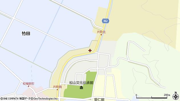 山形県酒田市片町67周辺の地図