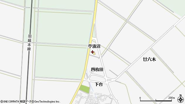 山形県東田川郡庄内町廿六木下台36周辺の地図