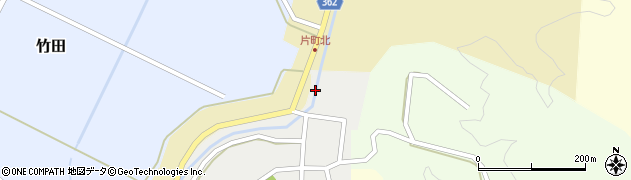山形県酒田市北町7周辺の地図