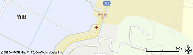 山形県酒田市片町74周辺の地図
