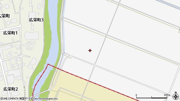 山形県酒田市板戸道下周辺の地図