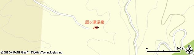 山形県酒田市土渕湯之沢周辺の地図