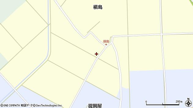 山形県東田川郡庄内町槇島五里塚72周辺の地図
