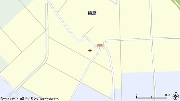 山形県東田川郡庄内町槇島五里塚周辺の地図