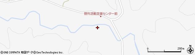 宮城県栗原市金成普賢堂杉ノ下周辺の地図