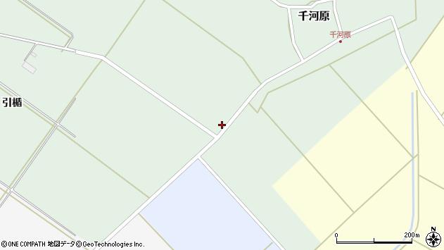 山形県東田川郡庄内町千河原前野155周辺の地図