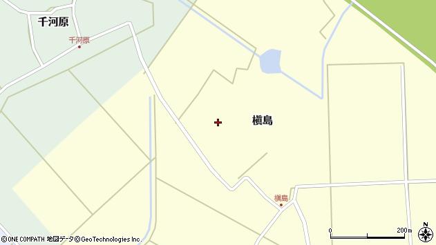 山形県東田川郡庄内町槇島割前50周辺の地図