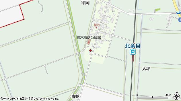 山形県東田川郡庄内町榎木小金台184周辺の地図