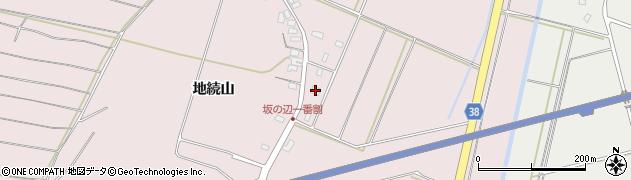 山形県酒田市坂野辺新田一番割21周辺の地図