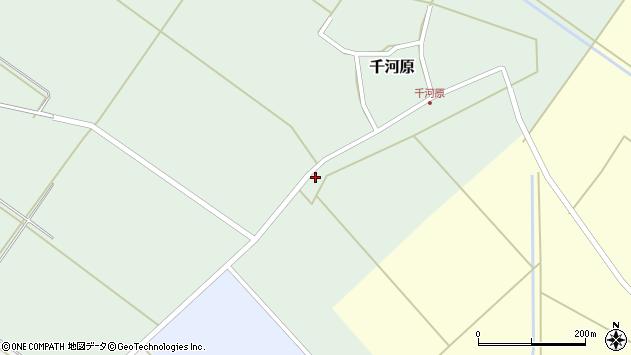 山形県東田川郡庄内町千河原前野139周辺の地図