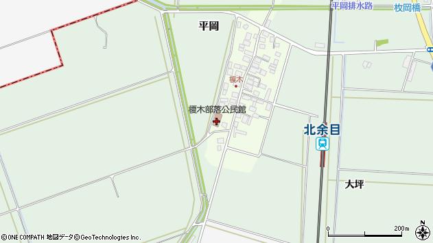 山形県東田川郡庄内町榎木小金台189周辺の地図