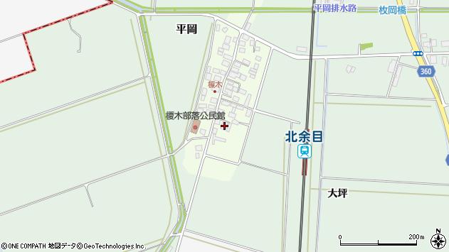 山形県東田川郡庄内町榎木小金台4周辺の地図