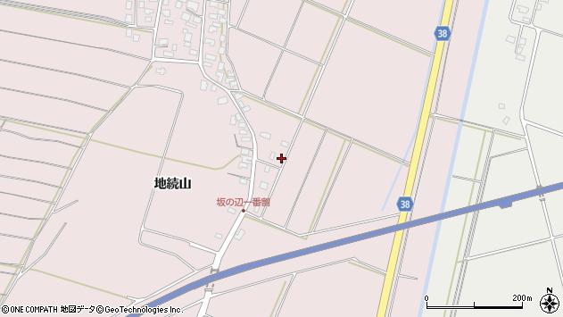 山形県酒田市坂野辺新田一番割66周辺の地図