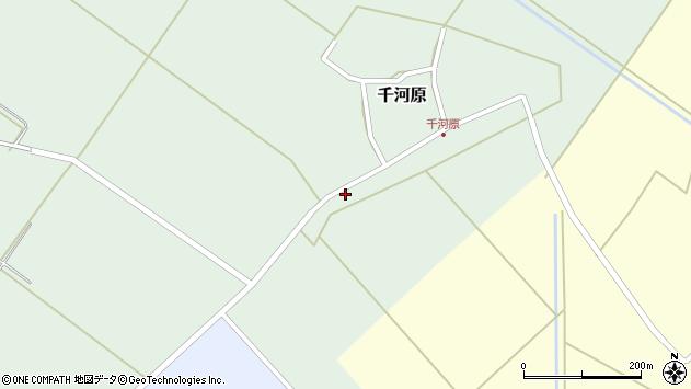 山形県東田川郡庄内町千河原前野167周辺の地図