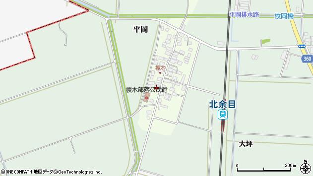 山形県東田川郡庄内町榎木小金台9周辺の地図