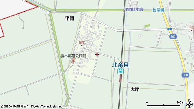 山形県東田川郡庄内町榎木小金台14周辺の地図
