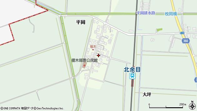 山形県東田川郡庄内町榎木小金台12周辺の地図