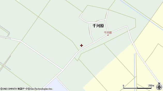 山形県東田川郡庄内町千河原前野119周辺の地図
