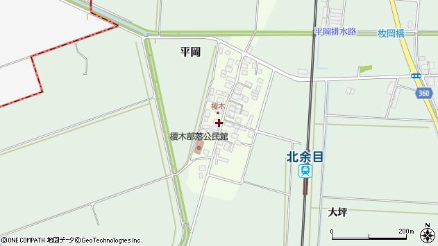 山形県東田川郡庄内町榎木小金台11周辺の地図
