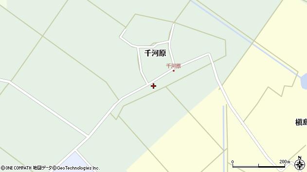 山形県東田川郡庄内町千河原前野99周辺の地図