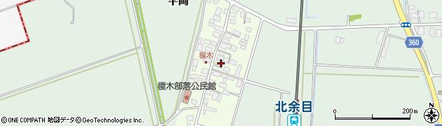 山形県東田川郡庄内町榎木小金台16周辺の地図