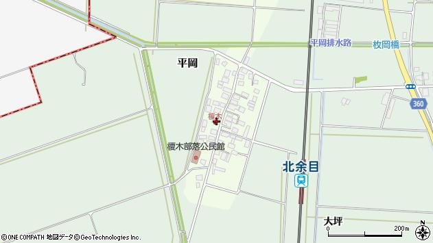 山形県東田川郡庄内町榎木小金台17周辺の地図