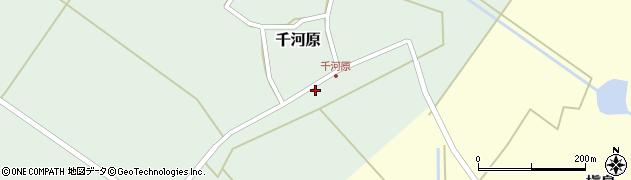 山形県東田川郡庄内町千河原前野59周辺の地図