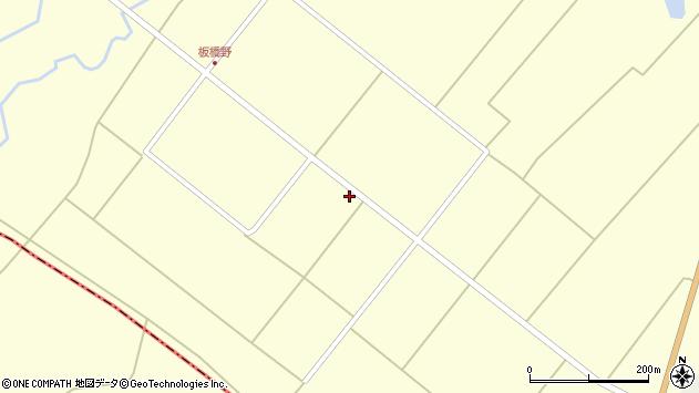 山形県最上郡金山町朴山1132周辺の地図
