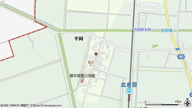 山形県東田川郡庄内町榎木小金台34周辺の地図