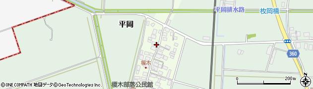 山形県東田川郡庄内町榎木小金台35周辺の地図