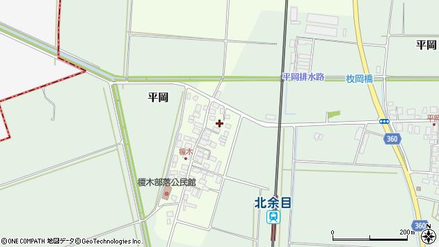 山形県東田川郡庄内町榎木小金台38周辺の地図