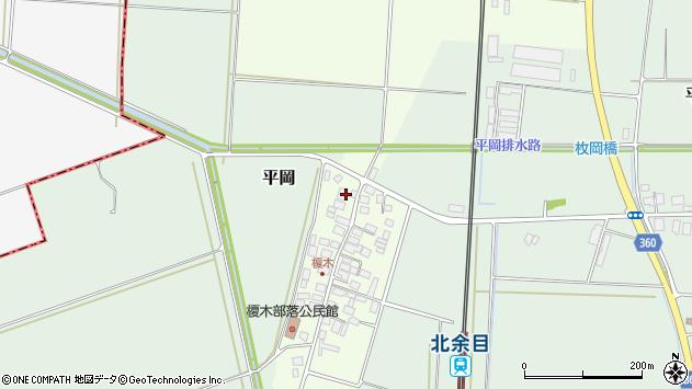 山形県東田川郡庄内町榎木小金台41周辺の地図