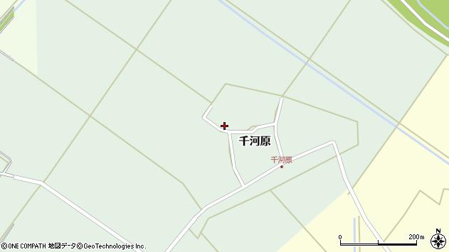 山形県東田川郡庄内町千河原前野88周辺の地図