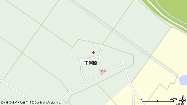 山形県東田川郡庄内町千河原前野50周辺の地図
