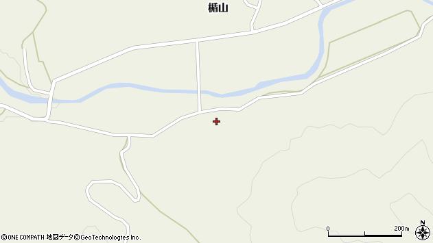 山形県酒田市楯山村前9周辺の地図