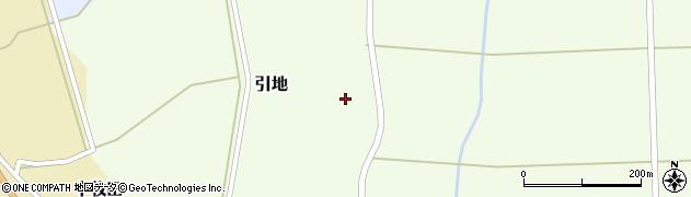 山形県酒田市引地宅地85周辺の地図