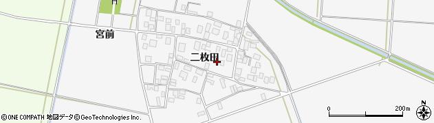 山形県酒田市丸沼二枚田60周辺の地図