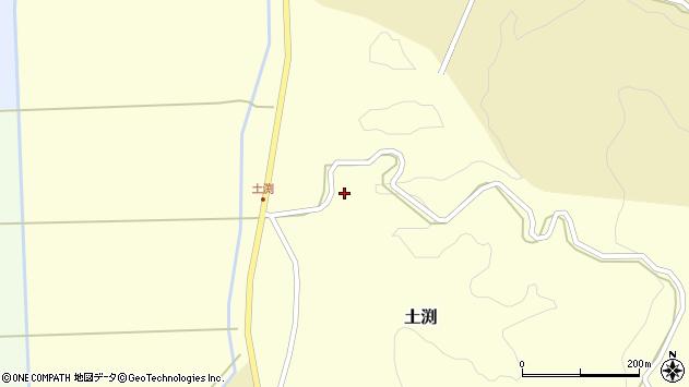 山形県酒田市土渕新田町112周辺の地図