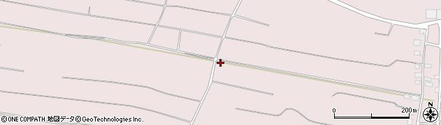 山形県酒田市坂野辺新田地続山866周辺の地図