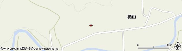 山形県酒田市楯山岩花71周辺の地図