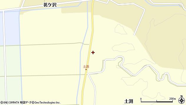 山形県酒田市土渕新田町135周辺の地図