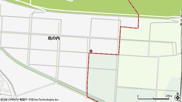 山形県酒田市丸沼島の内331周辺の地図