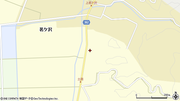 山形県酒田市土渕新田町149周辺の地図