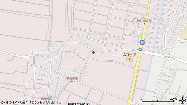 山形県酒田市坂野辺新田古川101周辺の地図