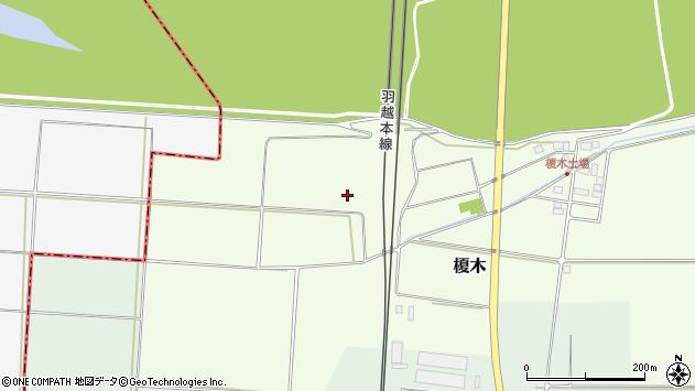 山形県東田川郡庄内町榎木川原畑678周辺の地図