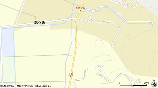 山形県酒田市土渕新田町150周辺の地図