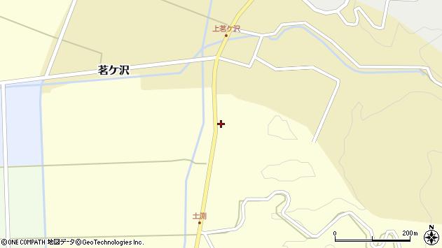 山形県酒田市土渕新田町153周辺の地図