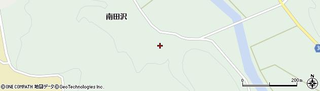 山形県酒田市田沢南田沢50周辺の地図